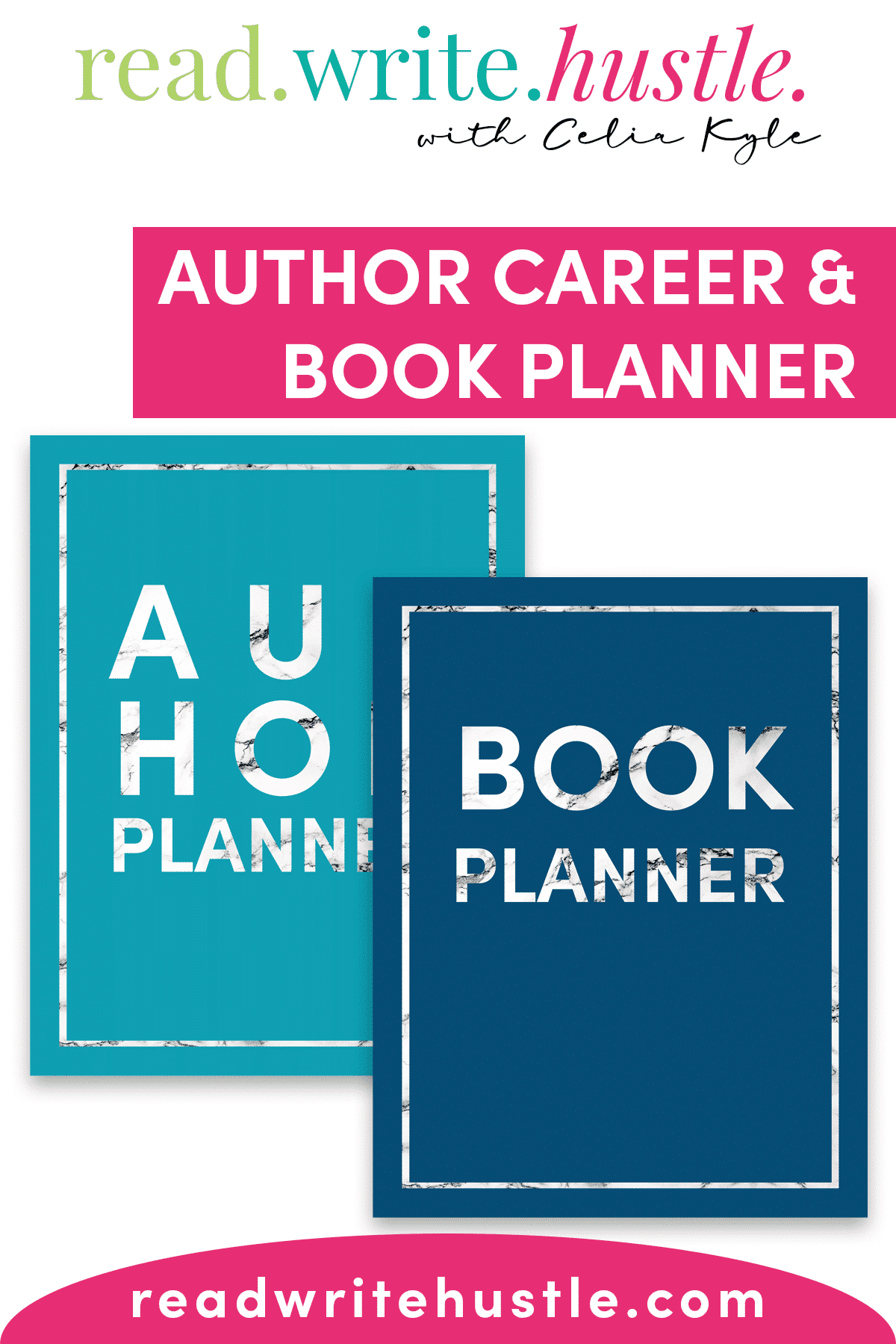 author career book planner featured image